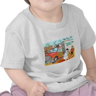 ¡Los regalos más divertidos del camionero Camiseta