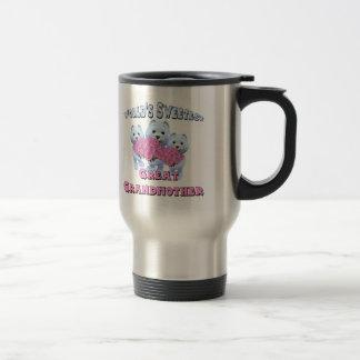 Los regalos más dulces del día de madres de la taza térmica