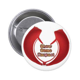 Los regalos rojos retros de Hakuna Matata muestran Pin