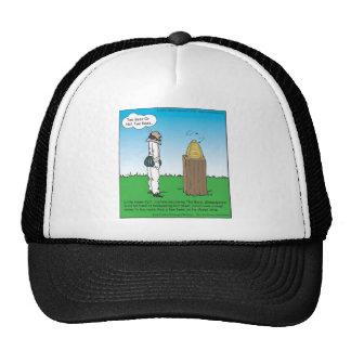 Los regalos y las camisetas divertidos del apicult gorro
