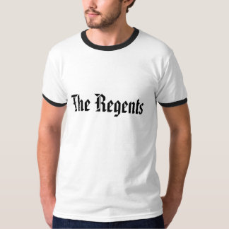 Los regentes playeras