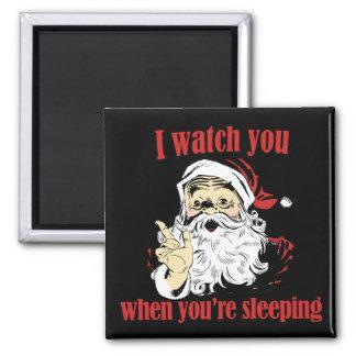 Los relojes de Santa usted duerme Imán