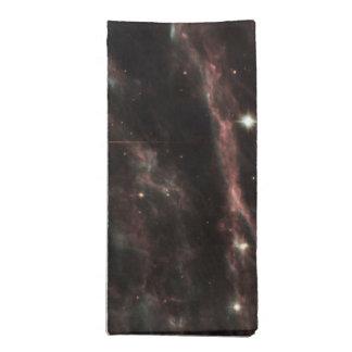 Los remanente de la nebulosa del lápiz de una servilletas de papel