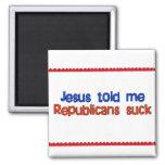 Los republicanos chupan imanes
