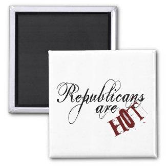 Los republicanos son imán caliente