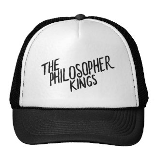 Los reyes Truckers Hat del filósofo Gorra