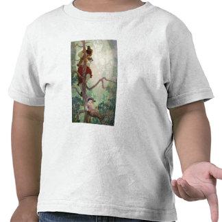 Los ritos de la primavera, ejemplo 'de un niño camisetas