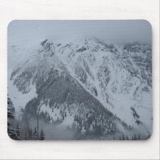 Los Rockies en febrero Tapete De Ratones