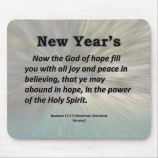 Los romanos del Año Nuevo 15-13 Alfombrillas De Raton