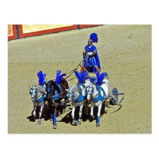 Los romanos, Puy-du-Fou Francia Postales