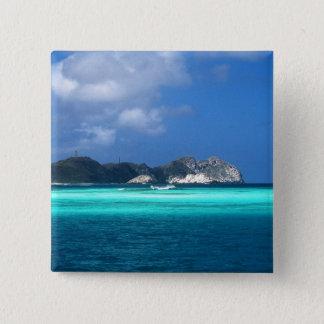 Los Roques Islands, Venezuela Button