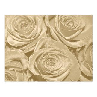 Los rosas de Champán ahorran la postal del boda de