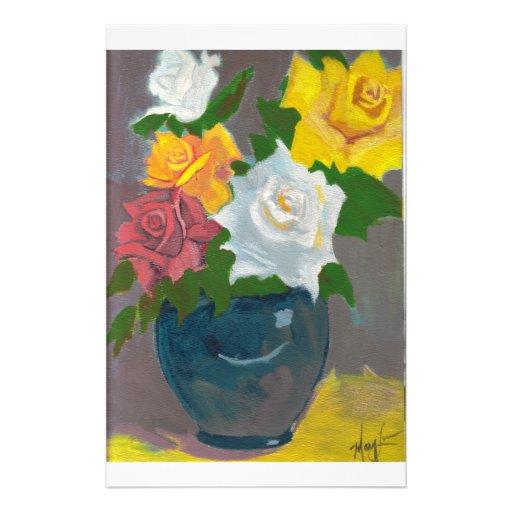 Los rosas de la mamá papeleria