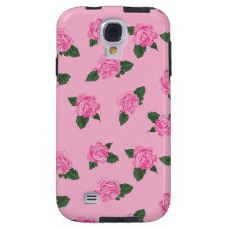 Los rosas elegantes de la cabaña lamentable rosada