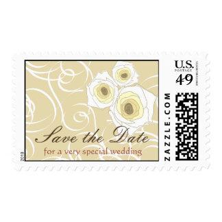 Los rosas poner crema y los remolinos 01 ahorran sellos