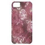 Los rosas son así que caso suave del iPhone 5 del