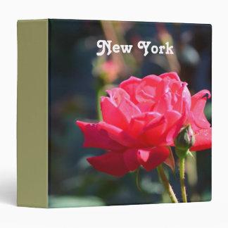 Los rosas son flor de estado de NY Carpeta 3,8 Cm