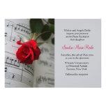 Los rosas son invitación roja del decreto del pian