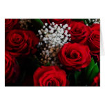 Los rosas son invitaciones de boda rojas de la Res Felicitación