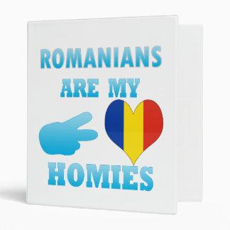 Los rumanos son mi Homies