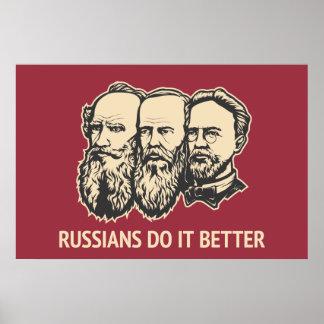 Los rusos mejora poster
