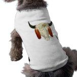 Los sagrados camisa de mascota