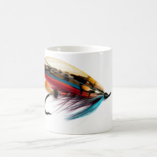 Los salmones de Gordon vuelan la taza