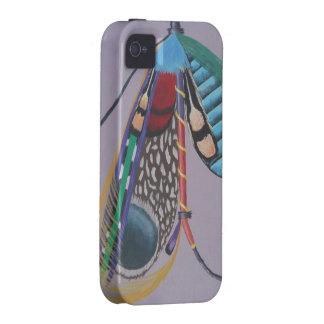 Los salmones de la papada de Jay vuelan la caja Funda Para iPhone 4/4S