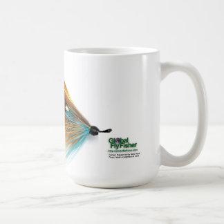 Los salmones del guardabosques de Durham vuelan la Taza De Café