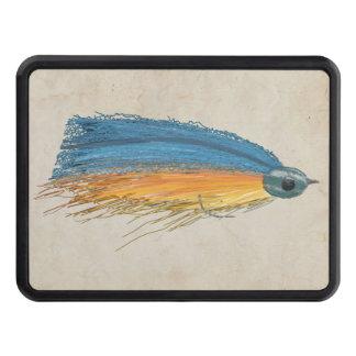 Los salmones FlyFishing del arte del señuelo Tapas De Remolque