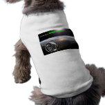 ¡Los saludos de hacia fuera espacian! Ropa Para Mascota