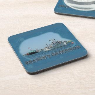 Los saludos de la estación - barcos del puerto de  posavaso