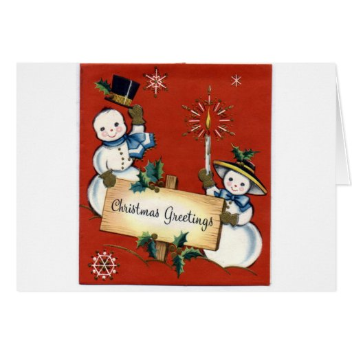 Los saludos de la estación tarjeta de felicitación