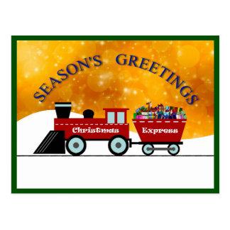 Los saludos v.5d de la estación: El navidad Postales