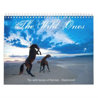 Los salvajes calendarios