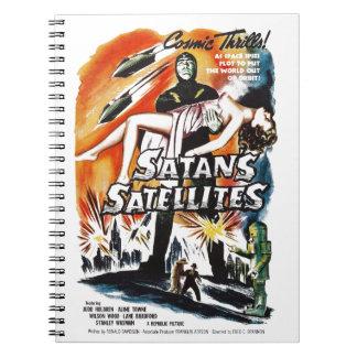 Los satélites de Satan Cuadernos
