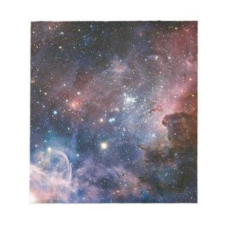 Los secretos ocultados de la nebulosa de Carina Blocs De Notas