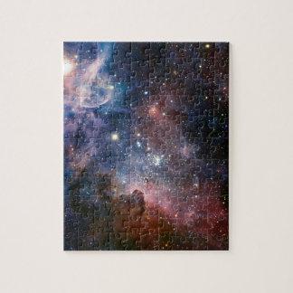 Los secretos ocultados de la nebulosa de Carina Rompecabezas