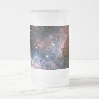 Los secretos ocultados de la nebulosa de Carina Taza Cristal Mate
