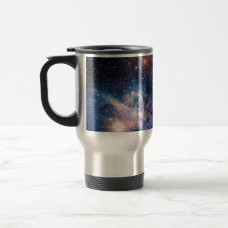 Los secretos ocultados de la nebulosa de Carina Taza De Viaje De Acero Inoxidable