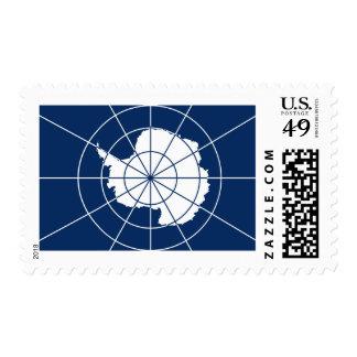 Los sellos antárticos de USPS del tratado
