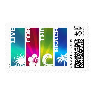 Los sellos de la playa - viva para la playa