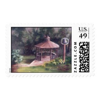Los sellos del Gazebo