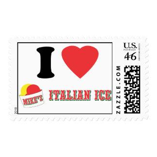 ¡Los sellos del HIELO ITALIANO de MIKE del funcion