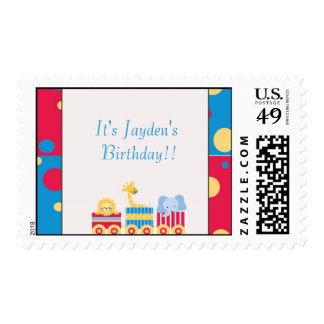 ¡Los sellos, es el cumpleaños de Jayden!!