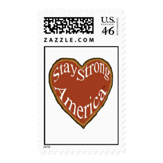Los sellos permanecen América fuerte
