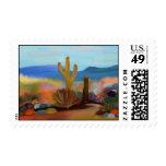Los sellos pintados del desierto