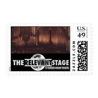 Los sellos relevantes de la etapa