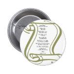 Los señores Prayer Pin