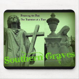 Los sepulcros meridionales van verde tapete de raton